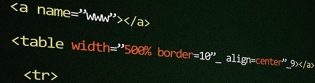 プログラミングHTML